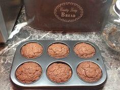 My Nutella cupcakes!☺️☺️