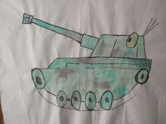 Tank in my room