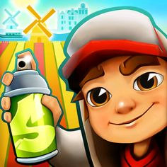 Subway Surfers dans l'App Store Subway Surfers Game, C Videos, Ultimate Games, Game Update, Gamer's Guide, All Games, Computer Wallpaper, Camping With Kids, Dresses Kids Girl