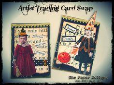 Artist Trading Card Swap