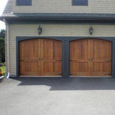 Custom Wood Door from Overhead Door - Image 26