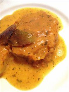 PATATAS al curry