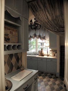 entrance to laundry room by James Webber, via Flickr