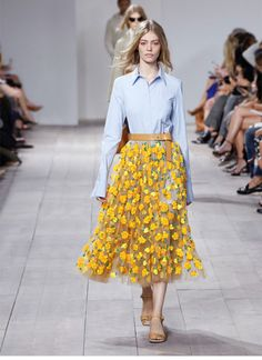 Why We Love Skirts This Spring