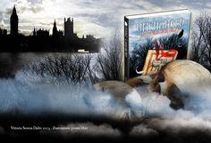 Illustrazione per le promozione del libro