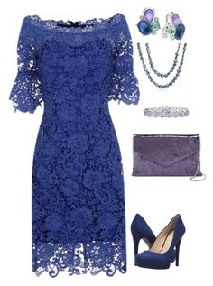 """""""Untitled #182"""" by gdhlady on Polyvore featuring Anne Klein, Bling Jewelry, Dolce Giavonna, Jessica Simpson and Urban Expressions"""