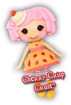 Mini Lalaloopsy™ Shoppes Cherry Crisp Crust™ | Recipe
