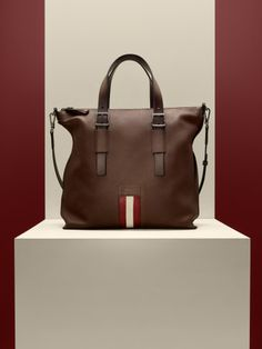 A new tote for the commute Summer 2014, Spring Summer, Bally Bag, Man Bags, Men's Leather, Style Guides, Tote Bags, Shop Now, Fashion Photography