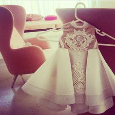 Beautiful baptism dress