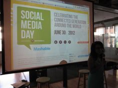 Social Media Day Chicago 2012  Mashable Social Media Day Chicago was celebrated on June 30, 2012. More about the event is at: http://www.chicago-social-marketing.com/social-media-day2012.shtml