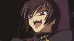 code+geass+lelouch   Lelouch Laugh - Code Geass: Lelouch of the Rebellion Picture