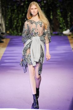 Alexis Mabille - Fall 2014 Ready-to-Wear
