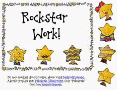Blank certificate templates for students star certificate template rock star work yelopaper Choice Image