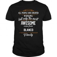 Cool BLANCO Name tee Shirts T-Shirts