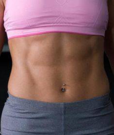 No crunch your way to toned abs! 3 moves that utilize your ENTIRE core, not just the front and side muscles that crunches target.