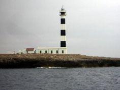 Faro Dartuch (SW Isla de Menorca) / Baleares, Spain