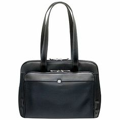 Wenger SwissGear Rhea Carrying Case for 17in. Notebook, Black--BUT has cute striped lining!