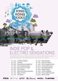 King Kong Kicks // December 2012