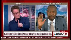 'Can You Turn Her Microphone Off Please!' This Ben Carson Interview Goes... OCT 14 2016