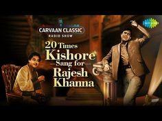 Carvaan/Weekend Classic Radio Show Lata Mangeshkar, Music Albums, Music Songs, Koi, Rajesh Khanna, Top 100 Songs, Kishore Kumar, Indian Music, Today Episode