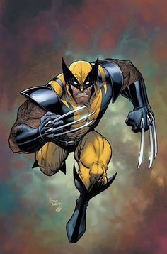Wolverine has always been my favorite!