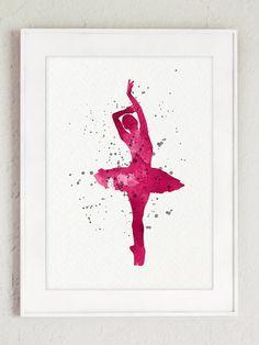 Resultado de imagen para dibujo de una bailarina de ballet con porcelana