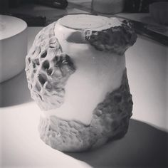 #model #clay #plaster #plastic #prototype #inprogress #process #moldmaking #ceramics #ceramicdesign #hightouchdesign #thinkingthroughmaking #heathermaeerickson #hmaemaeceramics #heathermaeericksonceramicdesign #watershedcenterfortheceramicarts #watershedceramics