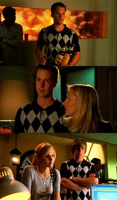 "The. Argyle. Polo.  | 22 Things That Must Be In The ""Veronica Mars"" Movie - HAAAAHAHA @QueenFreak00"