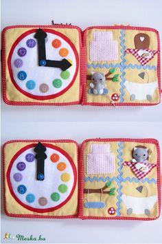 Az én okoskönyvem 4.- készségfejlesztő, kreatív gyakorlókönyv (RENDELHETŐ!), Baba-mama-gyerek, Játék, Logikai játék, Készségfejlesztő játék, Meska