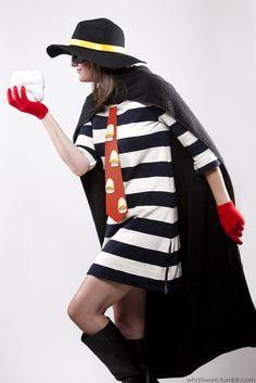 DIY Halloween halloween- one day ill be ham burlgar!!! I remember those characters!