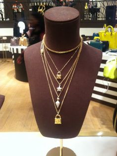 Henri Bendel Fall Collection Preview