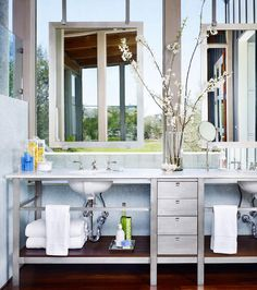 Sink and organization - desire to inspire - desiretoinspire.net - Creative & Sons