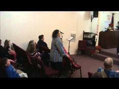 Sister Barbara's Testimony, Watch Night Service, New Year Eve, Live @ The Old Landmark Fundamental Church (TOL). 2013