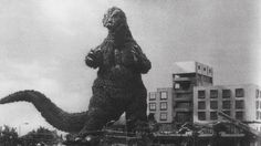 Baker's Log: Pix from Godzilla movies. Just because.