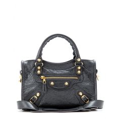 Balenciaga Giant 12 Golden City Bag Dark Gray