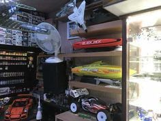 Post with 3119 votes and 151539 views. Shared by ismpaul. My modelling man cave Hobby Desk, Hobby Room, Making Space, Trending Memes, Man Cave, Funny Jokes, Workshop, Boat, Workbenches
