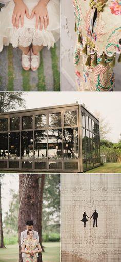 DIY Thailand Wedding from Mango Studios | The Wedding Story