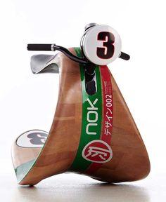 Rocking Moto et Dark Horse par NextOfKin Creatives - Journal du Design