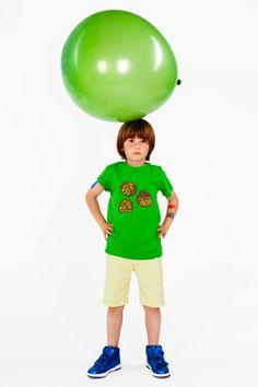 Pachnące koszulki od Kids of Chameleon!