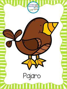 300 Tarjetas para trabajar el vocabulario – Imagenes Educativas Spanish Vocabulary, Spanish Class, Carson Dellosa, Colouring Pics, Classroom Rules, Farm Theme, Future Baby, Pikachu, Kindergarten