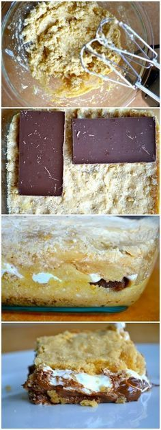 How To Baked S'mores Bars