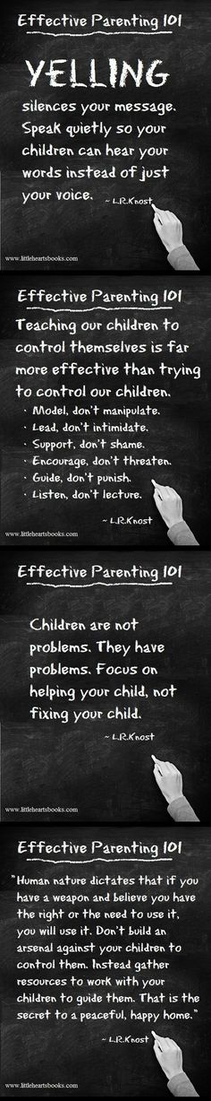 Here are some effective parenting tips that would be helpful to every parent. | Effective Parenting 101