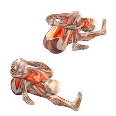 Sage twist left - Marichyasana with bend to left leg - Yoga Poses | YOGA.com