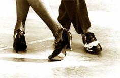 Walking tango