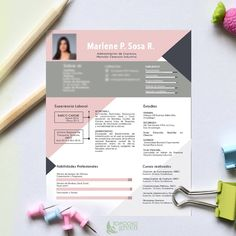Your resume is one of your best marketing tools. The goal of your resume is to tell your individual story in a compelling way that drives prospective employers to want to meet you. Graphic Design Cv, Cv Design, Resume Design, Design Ideas, Creative Cv, Creative Resume Templates, Curiculum Vitae, Cv Curriculum, It Cv