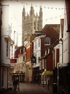 Canterbury, Engand