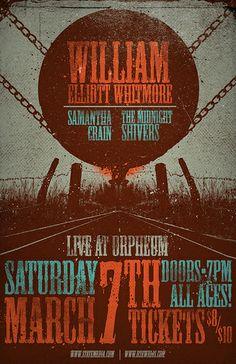 William Elliott Whitmore - Samantha Crain And The Midnight Shivers