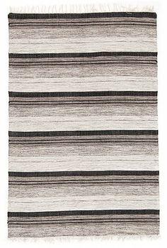 Trasmatta - Fylke (grå) Weaving, Bomull, Crafts, Rag Rugs, Color, Santa Fe, Adobe, Craft Ideas, Style