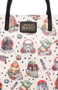 Pin Tattoos Traditional Style Star Wars Tattoo Flash Sway Tattooer Uk ...