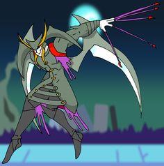 Jedah 2 Darkstalkers by PariahExileWrath on DeviantArt